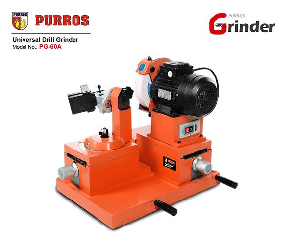 sharpening machine with drill bits, drill bit grinder, drill bit sharpening machine, Universal Drill Bit Grinder, drill bit sharpener, drill bit grinding machine, PG-60A