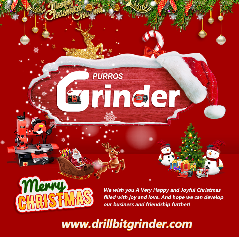 www.drillbitgrinder.com Christmas Best Wishes to Customers from drill bit grinder
